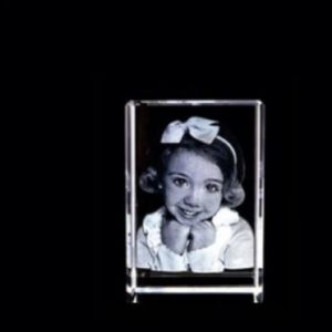 Personalised 3D Kid Crystal