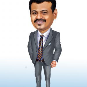 Male Caricature